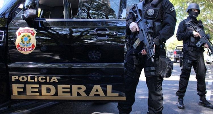 Função da Polícia Federal