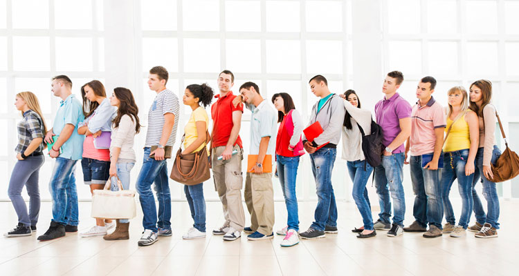 Lei das filas: Tempo máximo de espera