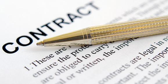 area-contrato