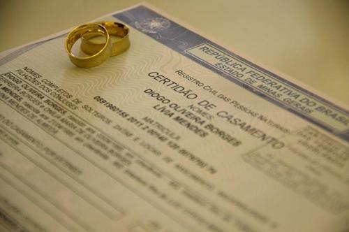 Documentos para casamento civil 2018